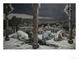 The Earthquake Giclee Print by James Tissot