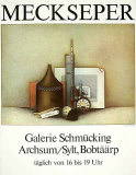 Stilleben mit Radierzubehor Prints by Friedrich Meckseper