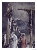 I Thirst, Vinegar Given to Jesus Giclee Print by James Tissot