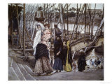 The Sojourn in Egypt Giclee Print by James Tissot