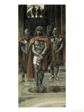 Jesus Leaves the Judgement Hall Giclee Print by James Tissot