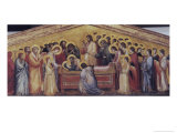 The Death of Mary Giclee Print by Ambrogio Bondone Giotto