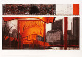 The Gates XIX Posters by Christo 
