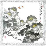 Ungeschminkt auch ohne Farbe Schon Kunstdrucke von Songtao Gao