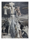 Descent from the Cross Giclee Print by James Tissot