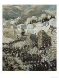 The Taking of Jericho Giclee Print by James Tissot