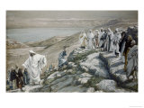 Choosing of Twelve Apostles Giclee Print by James Tissot