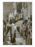 Presentation of Christ in the Temple Giclee Print by James Tissot