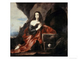 Mary Magdalene Premium Giclee Print by Jusepe de Ribera