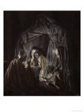 Union in Prayer Giclee Print by James Tissot