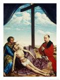 The Pieta Giclee Print by Rogier van der Weyden