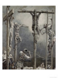 Breaking the Thieves' Legs Giclee Print by James Tissot