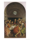 The Last Supper Premium Giclee Print by  Romanino
