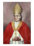 Archbishop John Carrol Giclee Print by Vittorio Bianchini