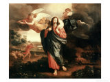 The Good Shepherd Giclee Print by Philippe De Champaigne