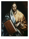 James the Lesser Giclee Print by  El Greco