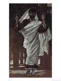 Bartholomew Giclee Print by James Tissot