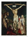 The Small Crucifix Giclée-tryk af Matthias Grünewald