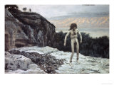 My Name is Legion Giclee Print by James Tissot