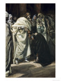 The Unbelief of Thomas Giclee Print by James Tissot