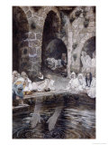 The Pool of Bethesda Giclee Print by James Tissot