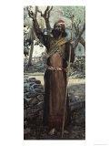 Zechariah Giclee Print by James Tissot
