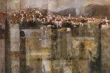 Tuscan Hillside II Poster by John Douglas