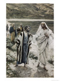 Feed My Lambs Giclee Print by James Tissot