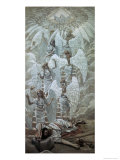 Jacob's Dream Premium Giclee Print by James Tissot