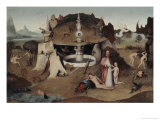 Garden of Paradise Giclee Print by Hieronymus Bosch