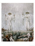 The Ascension Giclee Print by James Tissot