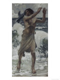 Jonah Giclee Print by James Tissot