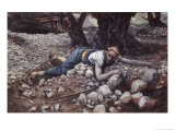 The Hidden Treasure Giclee Print by James Tissot