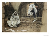 Woman of Samaria at the Well Giclee Print by James Tissot