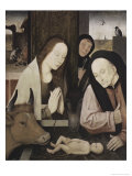 The Adoration of the Holy Child Giclee Print by Hieronymus Bosch