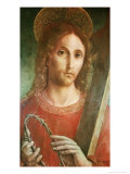 Jesus with Cross and Crown of Thorns Giclee Print by Giacomo Pacchiarotti