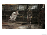 Jesus Before Pilate For the First Time Giclee Print by James Tissot