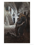 Return of the Prodigal Son Giclee Print by James Tissot