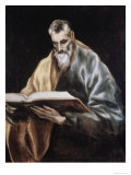 Simon Giclee Print by  El Greco