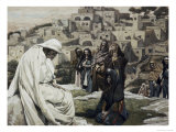 Jesus Wept Giclee Print by James Tissot