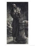 Friday Morning: Jesus in Prison Giclee Print by James Tissot