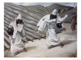 The Dead Bodies Carried Away Giclee Print by James Tissot