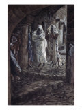 Apparition of the Dead in Jerusalem Giclee Print by James Tissot