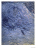 Camille Monet on Her Death Bed, Giclee Print