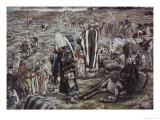 Jesus Lost Giclee Print by James Tissot
