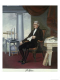 Thomas Jefferson Giclee Print by Vittorio Bianchini