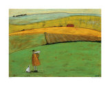 Doris Wants to Take the Bus Posters by Sam Toft