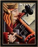 King Cigar Club Prints by Michael L. Kungl