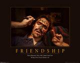 Vänskap Planscher