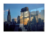 Skyline, New York City Art by Ernst Haas